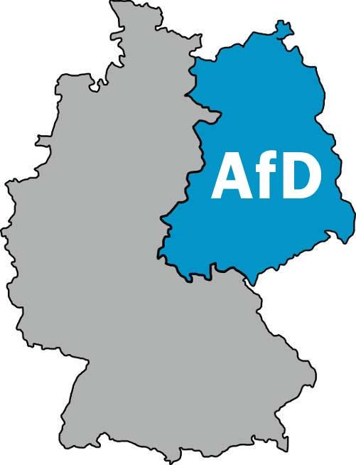 Deutschland ist gespalten – Endlich!