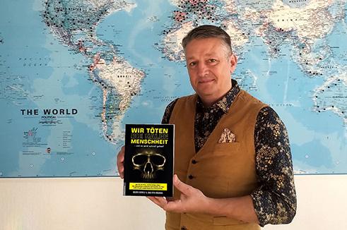 "Corona, NWO & Co – Daniel Prinz interviewt Jan van Helsing zum Buch ""Wir töten die halbe Menschheit"""