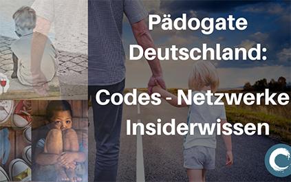 Pädogate Deutschland: Codes, Netzwerke – Insiderwissen